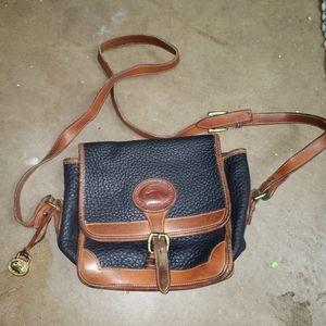 dooney and bourke handbag! 100% genuine leather!